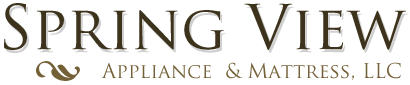Spring View Appliance & Mattresses, LLC Logo